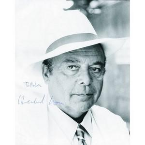 Herbert Lom - Autograph - Signed Black and White Photograph
