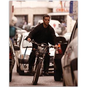 Matt Damon - Autograph - Signed Colour Photograph