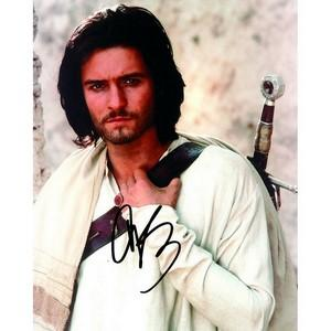 Orlando Bloom - Autograph - Signed Colour Photograph