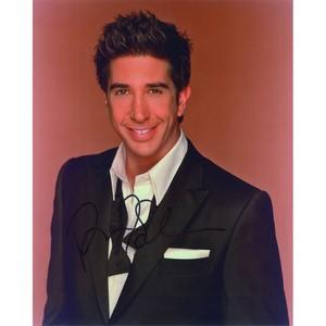 David Schwimmer - Autograph - Signed Colour Photograph