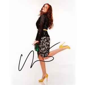 Isla Fisher - Autograph - Signed Colour Photograph
