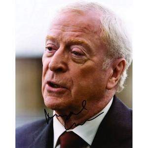 Michael Caine - Autograph - Signed Colour Photograph