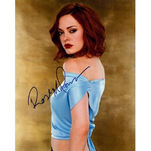 Rose McGowan - Autograph - Signed Colour Photograph