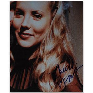 Mercedes McNab  - Autograph - Signed Colour Photograph