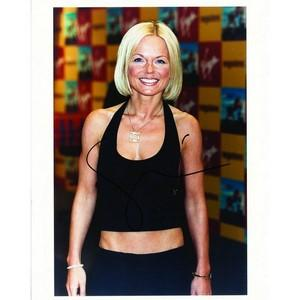 Geri Halliwell  - Autograph - Signed Colour Photograph