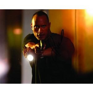 The Rock  - Autograph - Signed Colour Photograph