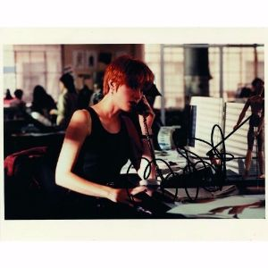 Bridget Fonda  - Autograph - Signed Colour Photograph