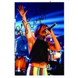 Beverley Knight - Autograph - Signed Colour Photograph
