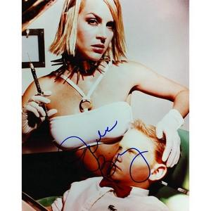 Julie Benz - Autograph - Signed Colour Photograph