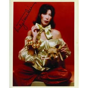 Lily Tomlin - Autograph - Signed Colour Photograph