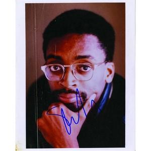 Spike Lee - Autograph - Signed Colour Photograph