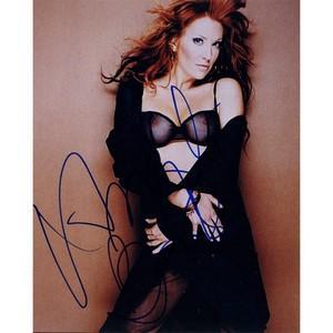 Angelica Bridges  - Autograph - Signed Colour Photograph
