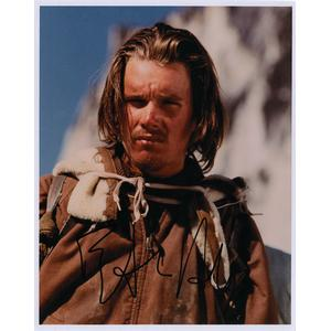 Ethan Hawke - Autograph - Signed Colour Photograph
