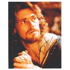 Willem Dafoe - Autograph - Signed Colour Photograph