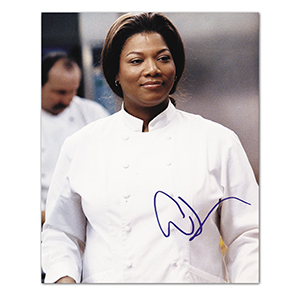 Queen Latifah  - Autograph - Signed Colour Photograph