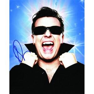 Ricky Gervais - Autograph - Signed Colour Photograph
