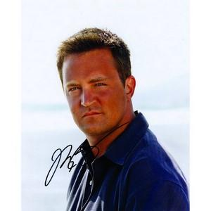 Matthew Perry - Autograph - Signed Colour Photograph