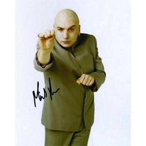 Mike Myers  - Autograph - Signed Colour Photograph