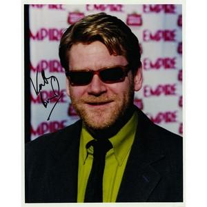 Kenneth Branagh - Autograph - Signed Colour Photograph
