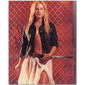 Maria Bello  - Autograph - Signed Colour Photograph