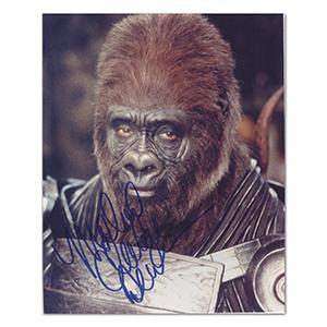 Michael Clarke Duncan  - Autograph - Signed Colour Photograph