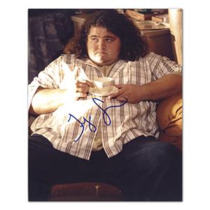Jorge Garcia  - Autograph - Signed Colour Photograph