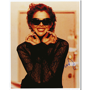 Annette Bening  - Autograph - Signed Colour Photograph