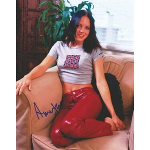 Anna Faris - Autograph - Signed Colour Photograph