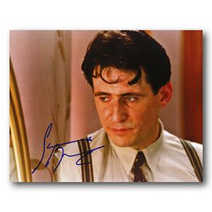 Gabriel Byrne - Autograph - Signed Colour Photograph