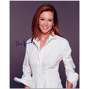Diane Lane  - Autograph - Signed Colour Photograph