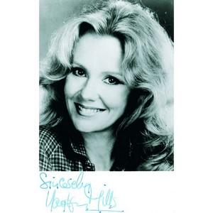 Hayley Mills - Autograph - Signed Black and White Photograph
