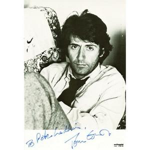 Tom Conti  - Autograph - Signed Black and White Photograph