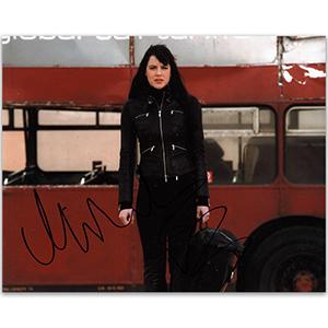 Michelle Ryan  - Autograph - Signed Colour Photograph