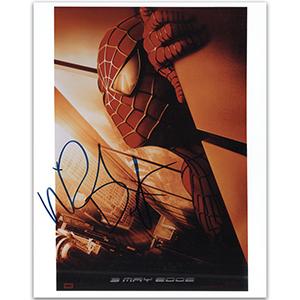 Willem Dafoe - Autograph - Signed Colour Photograph