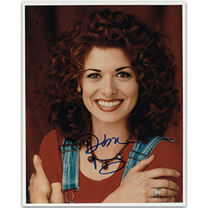 Debra Messing - Autograph - Signed Colour Photograph