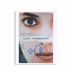 Winona Ryder - Auotgraph - Signed Movie Poster