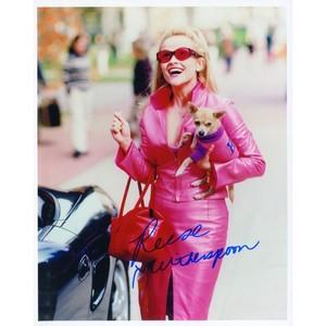 Reese Witherspoon - Autograph - Signed Colour Photograph
