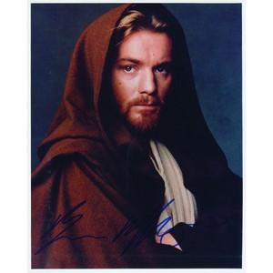Ewan McGregor - Autograph - Signed Colour Photograph