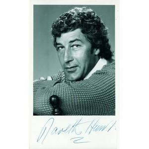 Gareth Hunt - Autograph - Signed Black and White Photograph