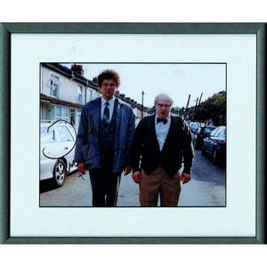 David Walliams & Matt Lucas - Autograph - Signed Colour Photograph - Framed