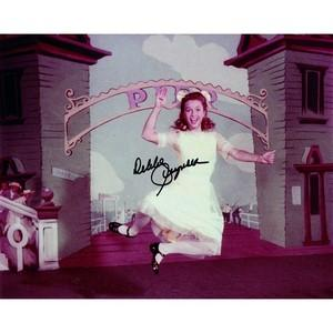 Debbie Reynolds - Autograph - Signed Colour Photograph