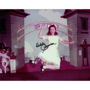 Debbie Reynolds - Autograph - Signed Colour Photograph