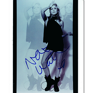 Naomi Watts - Autograph - Signed Black and White Photograph