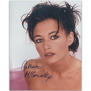 Catherine McCormack - Autograph - Signed Colour Photograph