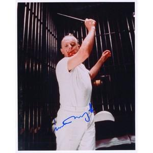 Anthony Hopkins - Autograph - Signed Colour Photograph