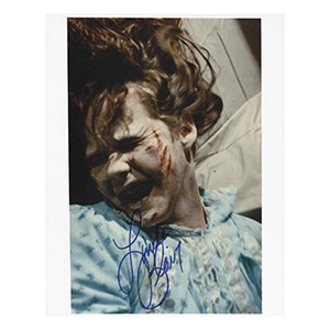 Linda Blair - Autograph - Signed Colour Photograph