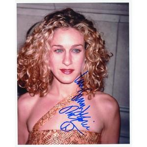 Sarah Jessica Parker - Autograph - Signed Colour Photograph