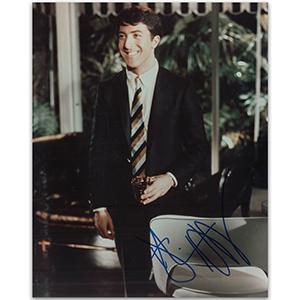 Dustin Hoffman - Autograph - Signed Colour Photograph