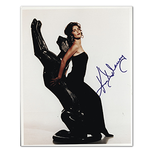 Kim Delaney - Autograph - Signed Colour Photograph