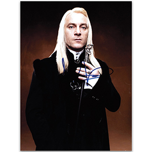 Jason Isaacs - Autograph - Signed Colour Photograph